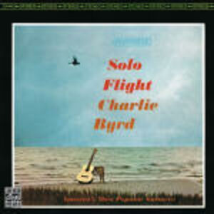 CD Solo Flight di Charlie Byrd