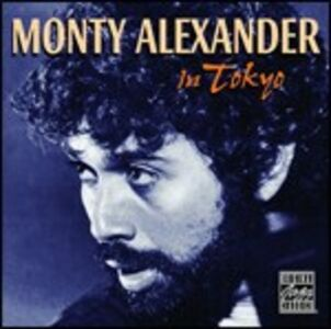 CD In Tokyo di Monty Alexander