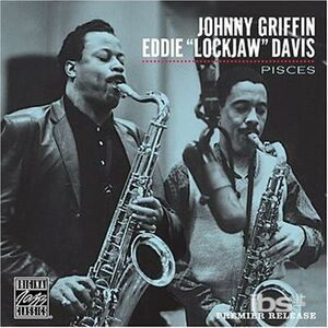 CD Pisces di Johnny Griffin