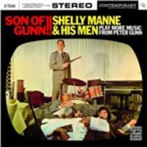 Son of Gunn!! - CD Audio di Shelly Manne