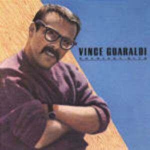 CD Greatest Hits di Vince Guaraldi