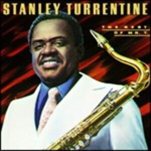 The Best of Mr. Turrentine - CD Audio di Stanley Turrentine