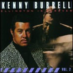 CD Ellington is Forever vol.2 di Kenny Burrell