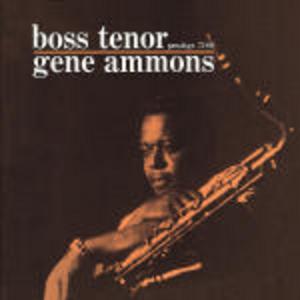 CD Boss Tenor di Gene Ammons