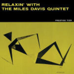 CD Relaxin' with the Miles Davis Quintet di Miles Davis (Quintet)