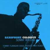CD Saxophone Colossus Sonny Rollins
