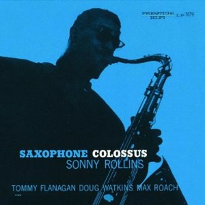 CD Saxophone Colossus di Sonny Rollins