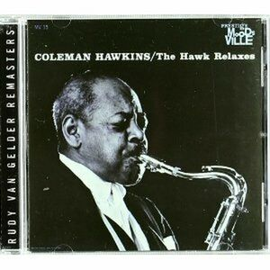 CD The Hawk Relaxes di Coleman Hawkins