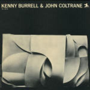 CD Kenny Burrell & John Coltrane Kenny Burrell , John Coltrane