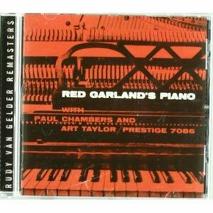 CD Red Garland's Piano di Red Garland