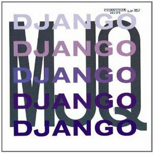 CD Django di Modern Jazz Quartet