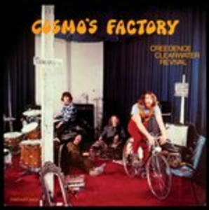 Vinile Cosmo's Factory Creedence Clearwater Revival
