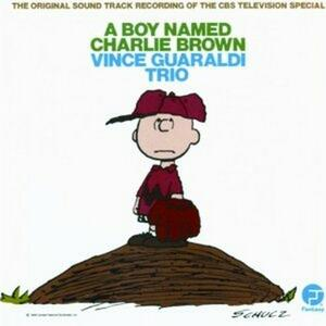 A Boy Named Charlie Brown - CD Audio di Vince Guaraldi