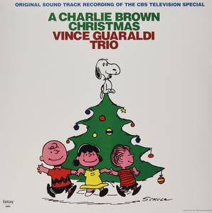 Vinile A Charlie Brown Christmas Vince Guaraldi
