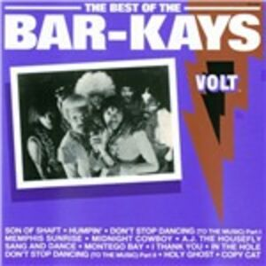 CD The Best of di Bar-Kays