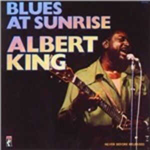 Foto Cover di Blues at Sunrise, CD di Albert King, prodotto da Concord