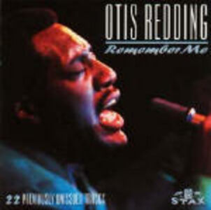 Foto Cover di Remember me, CD di Otis Redding, prodotto da Concord