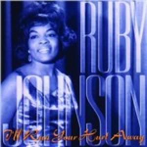 CD I'll Run Your Hurt Away di Ruby Johnson