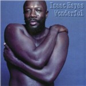 CD Wonderful di Isaac Hayes