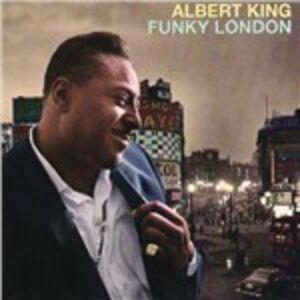 CD Funky London di Albert King