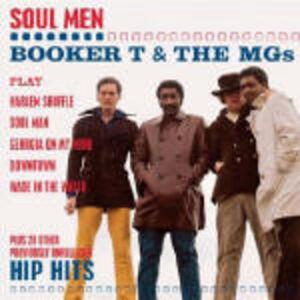 CD Soul Men Booker T , MG's