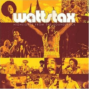 CD Wattstax. Highlights From