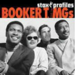 CD Booker T & the MG's. Stax Profiles Booker T , MG's