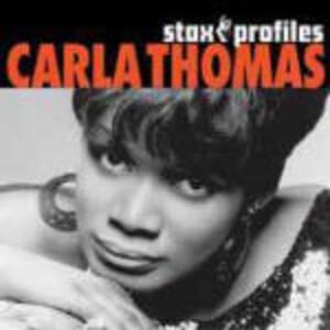 Carla Thomas. Stax Profiles - CD Audio di Carla Thomas