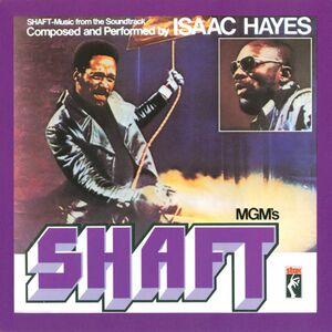 CD Shaft (Colonna Sonora) di Isaac Hayes