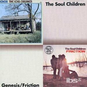 Genesis. Friction - CD Audio di Soul Children