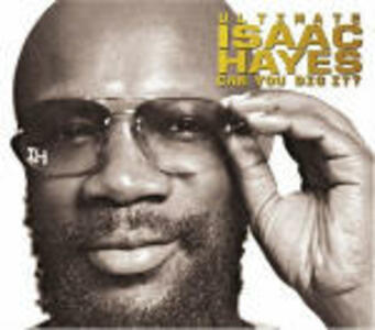 Ultimate Isaac Hayes. Can you dig it? - CD Audio + DVD di Isaac Hayes