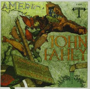 America - CD Audio di John Fahey