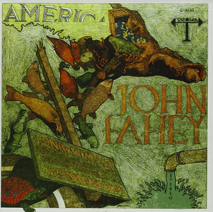 CD America di John Fahey