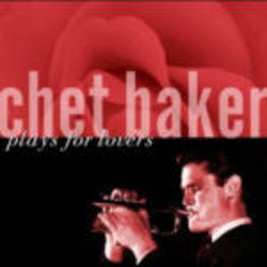 CD Plays for Lovers di Chet Baker