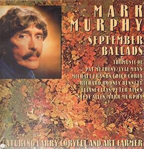 September Ballads - Vinile LP di Mark Murphy