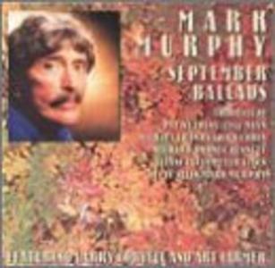 CD September Ballads di Mark Murphy