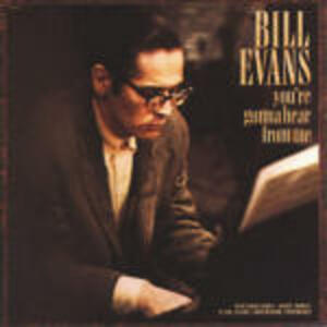 You're Gonna Hear from Me - CD Audio di Bill Evans