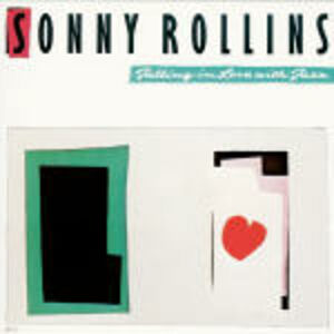 CD Falling in Love with Jazz di Sonny Rollins