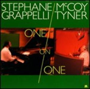 CD One On One Stephane Grappelli , McCoy Tyner