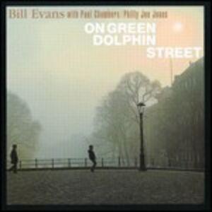 CD On Green Dolphin Street di Bill Evans