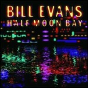 Foto Cover di Half Moon Bay, CD di Bill Evans, prodotto da Concord