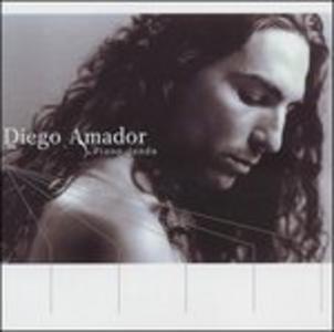 CD Piano Jondo di Diego Amador