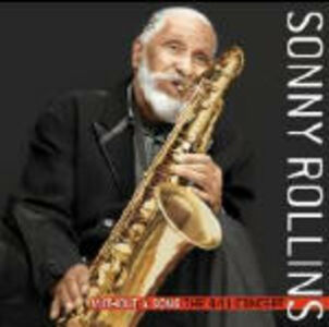 CD Without a Song. The 9/11 Concert di Sonny Rollins