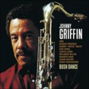 CD Bush Dance di Johnny Griffin