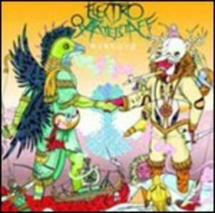 Aykroyd - CD Audio di Electro Quarterstaff
