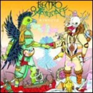 CD Aykroyd di Electro Quarterstaff