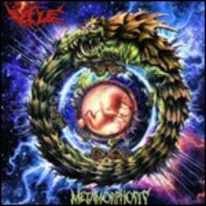 CD Metamorphosis di Vile