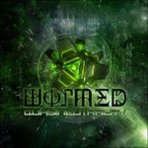 Foto Cover di Quasineutrality ep, CD di Wormed, prodotto da Hammerheart