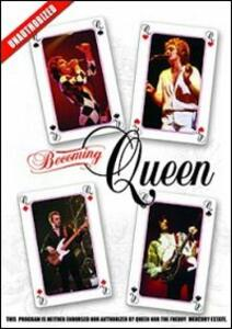 Queen. Becoming Queen. Unauthorised - DVD