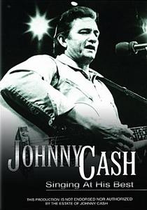 Film Johnny Cash. Singing At His Best
